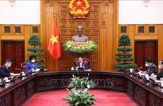 Banco Mundial comprometido a apoyar acceso justo de Vietnam a vacunas antiCOVID-19