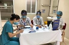 Hanoi elabora planes para la vacunación masiva