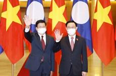 Alaban relaciones de amistad, solidaridad y cooperación entre Vietnam y Laos