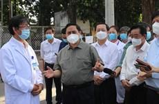 Instan a adoptar en Vietnam soluciones flexibles en lucha contra COVID-19