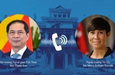 Vietnam y Noruega buscan agilizar coordinación en actividades de CSNU