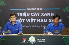 Jóvenes se incorporan a esfuerzos por construir un Vietnam verde