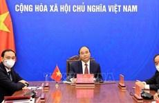 Aprecian asistencia de empresas surcoreanas a lucha antipandémica en Vietnam