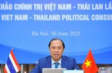 Vietnam y Tailandia realizan octava consulta política a nivel de vicecanciller