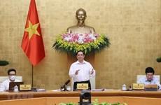 Vietnam insiste en su objetivo del crecimiento económico