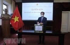 Vietnam pide apoyo de Rusia en producción de vacunas
