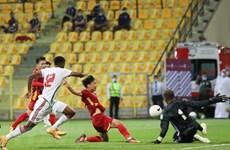 Vietnam podría ser una sorpresa de ronda de clasificación de Copa Mundial 2022, según medio australiano