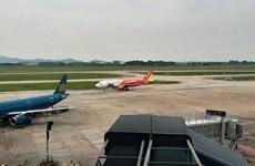 Suspenden vuelos entre Vinh y Ciudad Ho Chi Minh