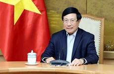 Abogan Vietnam y Estados Unidos por profundizar nexos bilaterales