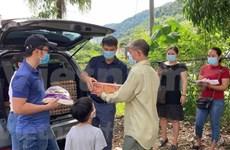 Respaldan a vietnamitas afectados por COVID-19 en Malasia