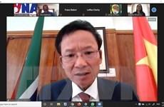 Embajada de Vietnam en Sudáfrica trabaja para proteger a ciudadanos en Esuatini