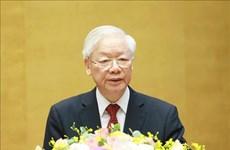 Inauguran tercer pleno del Comité Central del PCV del XIII mandato