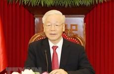 Secretario general del PCV asiste a Cumbre del PCCh con otras fuerzas políticas