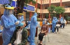 Contabiliza Vietnam 21 mil 312 portadores del COVID-19 en total
