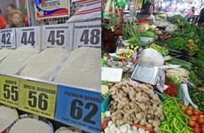 Desacelera la inflación de Filipinas