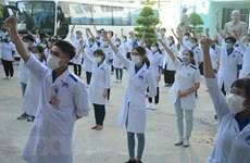 Vietnam supera el umbral de los 20 mil casos positivos del COVID-19