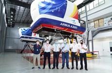 Centro de formación de Airbus Vietnam ofrecerá cursos de habilitación del avión A320