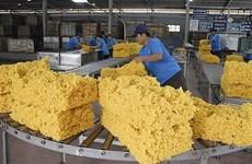 Vietnam ingresa mil millones de dólares por exportación de caucho