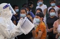 Ciudad Ho Chi Minh prepara plan de respuesta para escenario con 15 mil casos de COVID-19