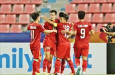 Celebrarán sorteo de ronda clasificatoria de Copa Asiática sub-23 de fútbol