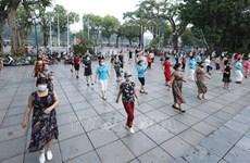 COVID-19: Hanoi suspende actividades deportivas al aire libre