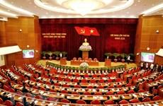 Clausuran tercer pleno del Comité Central del Partido Comunista de Vietnam