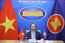 Vietnam propone apoyo de UE a acceso de ASEAN a vacunas contra COVID-19