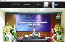 Farmacia y energía renovable, entre motores de comercio Vietnam-India