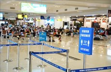Exigen resultado negativo del COVID-19 a pasajeros de vuelos hacia o desde Ciudad Ho Chi Minh