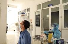 Vietnam continúa registrando alto número de casos del COVID-19