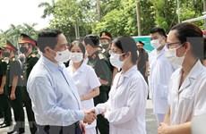 Vietnam lanza mayor campaña nacional de vacunación contra COVID-19
