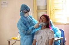 Vietnam reporta casi dos mil casos nuevos del COVID-19 en un día