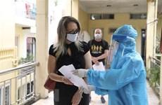 COVID-19: 607 casos nuevos detectados en Vietnam