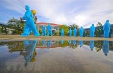 Ciudad Ho Chi Minh registra 600 casos nuevos del COVID-19