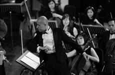 """El """"mensajero"""" conecta la música vietnamita e internacional"""
