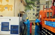 Ciudad Ho Chi Minh garantiza electricidad para hospitales de campaña