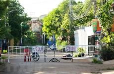 Laos refuerza medidas de prevención y control del COVID-19
