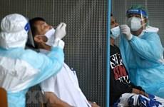 Tailandia confirma casos de infección simultánea con dos variantes del COVID-19
