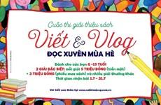 En Vietnam buscan estimular lectura infantil en medio de pandemia