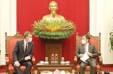 Reitera Vietnam importancia concedida a asociación estratégica con Australia