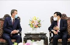 Fortalecen cooperación económica y comercial entre Vietnam y Australia