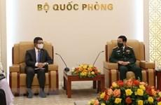 Vietnam e Indonesia fortalecen la cooperación en defensa