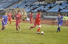 Selección femenina de fútbol de Vietnam se reúne para la Copa Asiática 2022
