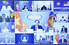 Vietnam enfatiza importancia de nexos ASEAN-EE.UU para el desarrollo regional