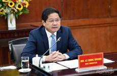 Vietnam y Australia buscan promover cooperación en agricultura