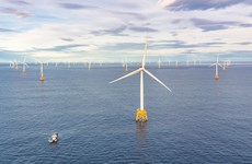 Vietsovpetro realiza estudio geológico en alta mar del proyecto de energía eólica La Gan
