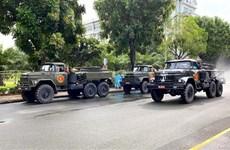 Vietnam suma 805 nuevos portadores del COVID-19
