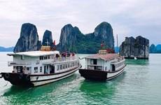 Quang Ninh recibe a dos millones 500 mil turistas en la primera mitad de 2021