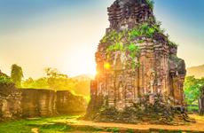 Aceleran la restauración de torres en santuario patrimonial vietnamita de My Son