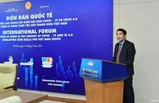 Buscan desarrollar habilidades esenciales para jóvenes vietnamitas en la era digital